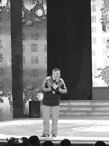 堂叔谈赵本山:知道感恩但慢慢开始有架子了