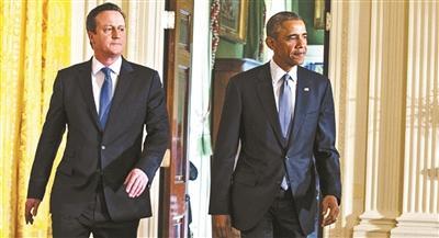 奥巴马与卡梅伦均宣称抵制对伊朗采取新制裁