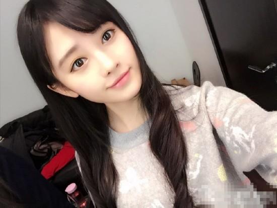 嫩模代言评为被日媒游戏中国第一美女美女多少中国有图片