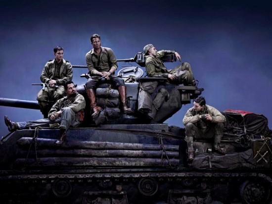 狂怒里的德国坦克是虎1 还是虎2