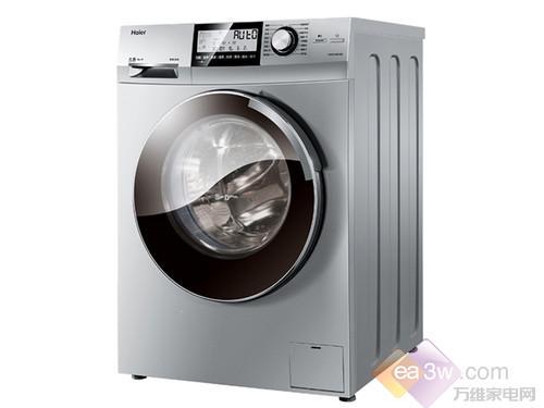 冬天里的静音体验 海尔水晶洗衣机推荐