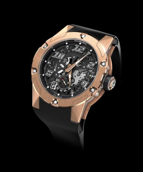 Richard Mille 全新RM 33-01自动上链腕表