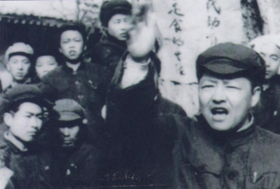 習仲勛:毛澤東晚來四天我就會被活埋