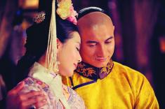 吴奇隆刘诗诗年龄相差17岁相恋一年半后登记结婚