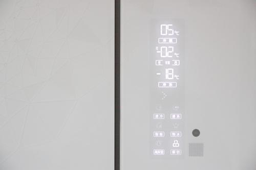 打开精彩视界 美的多开门冰箱高清图赏