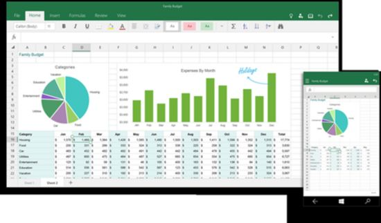 拒透细节 微软宣布Office2016今年发布