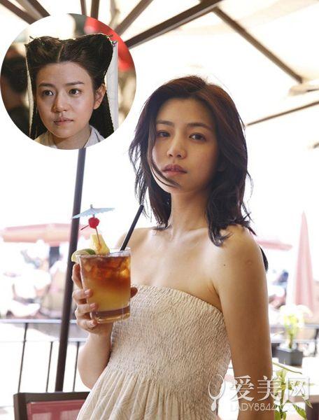 女神的正确打开方式 陈妍希告别古装变清新