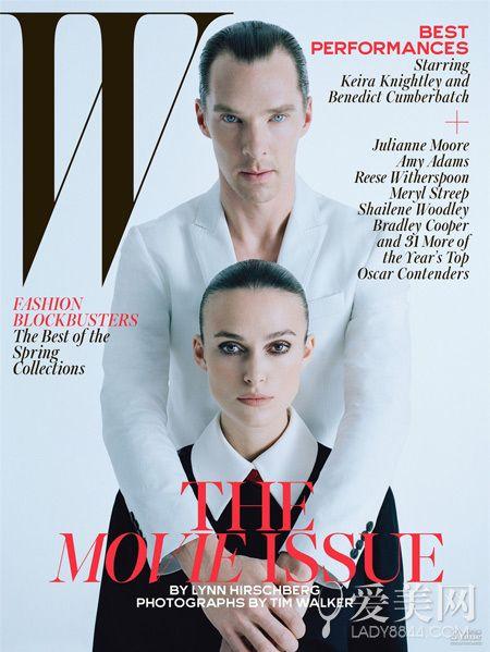 《W》杂志
