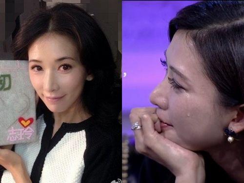林志玲参加活动落泪母患老年痴呆症遭辟谣(图)