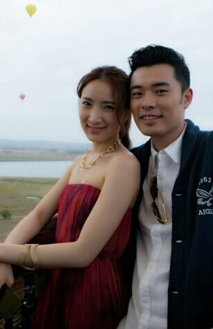陈赫和许婧