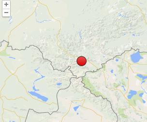 俄南部边境发生4.7级地震 震中靠近中国新疆