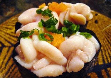 全球最变态食物 鱼白腌鲑鱼毛鸭蛋上榜