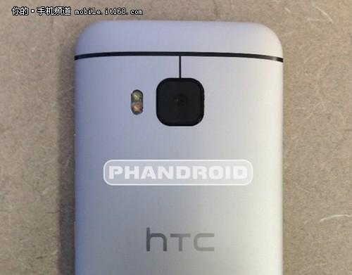 样张谍照其曝光 HTC M9再次现身