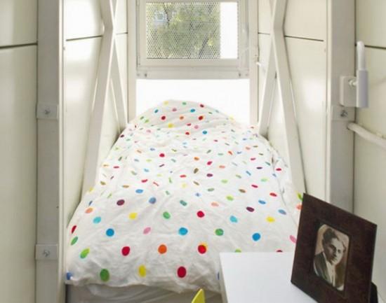 世界上最可爱的床