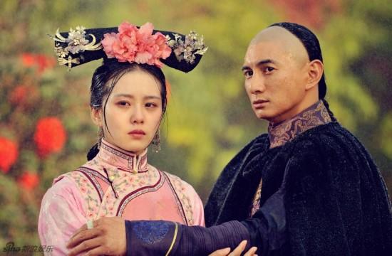 吴奇隆刘诗诗领证 盘点娱乐圈童话般的情侣 图图片