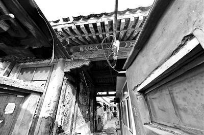 北京一数百年寺庙成垃圾站 不属于文保单位(图)