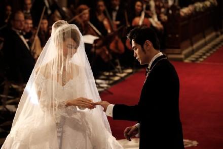 周杰伦陈赫郭晶晶杨幂刘恺威 看明星婚礼哪个最烧钱哪个最浪漫