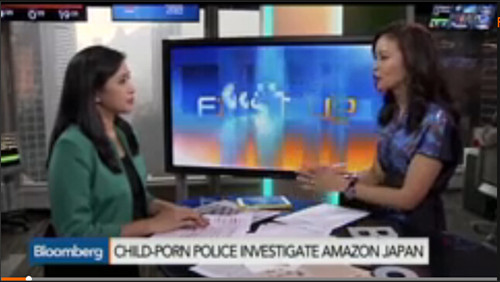 亚马逊日本卷入儿童色情商品销售