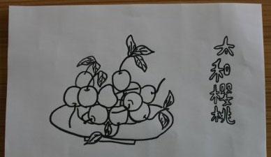 田玉瑛说,阜阳美食手绘图一共有10张,她选取了9张向合肥一家媒体投了