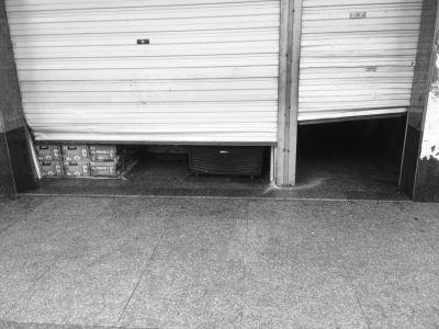 海口:超市被撬 好烟一盒不剩