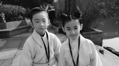 10岁合肥小妞频触电 新剧2月湖南卫视开播