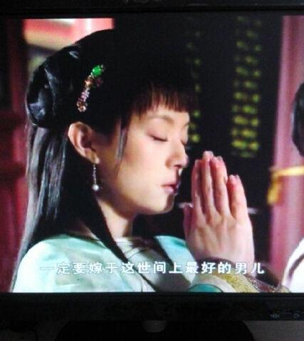 邓超晒妻子旧剧照 笑称嫁给自己是孙俪的福报