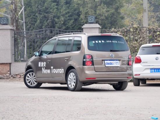 上海大众  1.4T 自动 车辆左后45度视角