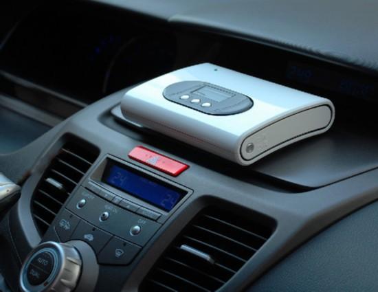 选购指南:如何选购实用的车载净化器