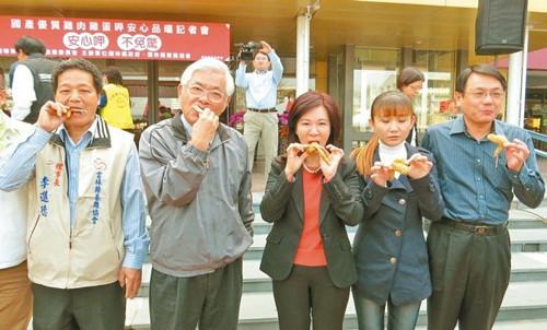 云林县吆喝民众吃鸡肉800只鸡1小时抢光(图)