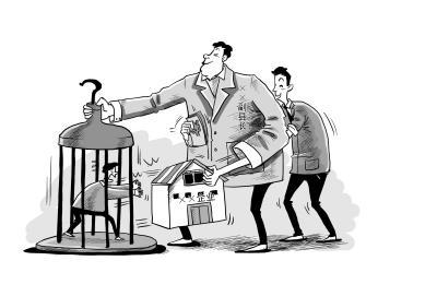 山西官员拘禁老板 将价值千万企业零元转让
