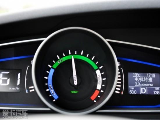 免征收购置税 插电式混合动力车型推荐高清图片