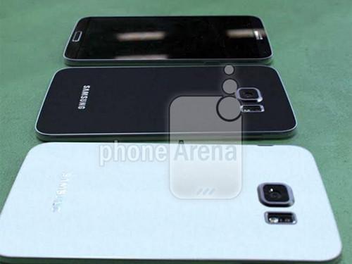 凸起依旧 竟是三星Galaxy S6原型机?