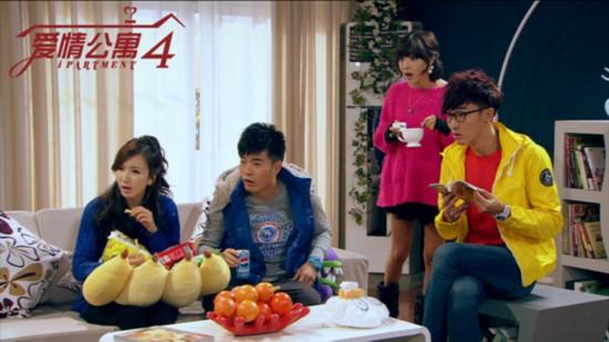爱情公寓5主角境遇不同 陈赫离婚李佳航求婚