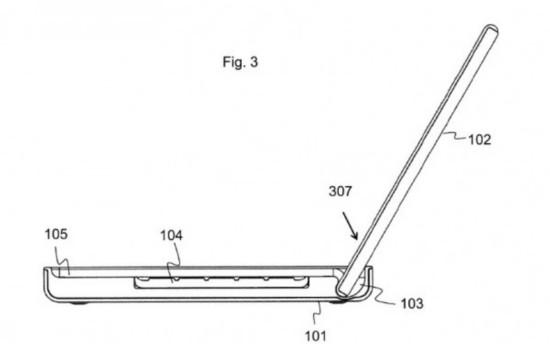 诺基亚将推笔记本?申可拆卸屏设备专利