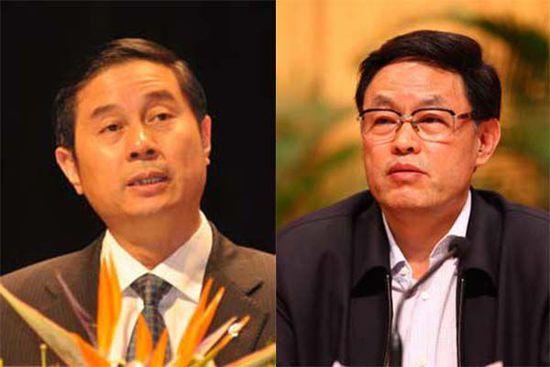 原海南省长蒋定之当选江苏人大常委会副主任