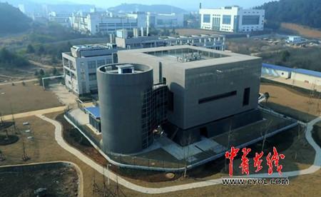 """中国建成亚洲首个P4实验室可""""降伏""""埃博拉(图)"""