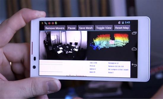 谷歌Tango团队移出ATAP 研发3D感知手机