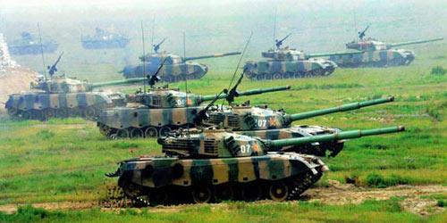 盘点中国军队现役主战装备