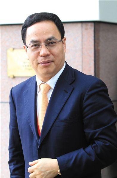 汉能控股集团董事局主席李河君。图/CFP