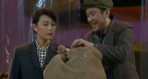 《大米红高粱》是陕北小品的代表