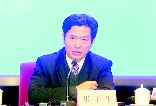 图文:2015年湖北省两会第三场新闻发布会