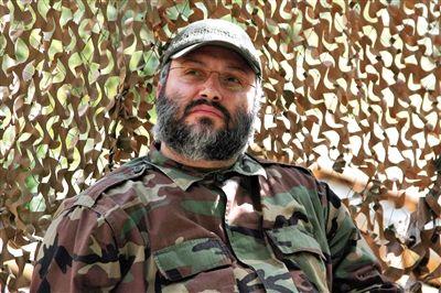 黎巴嫩真主党原军事指挥官伊马德・穆格尼耶。