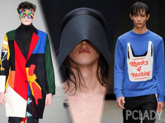 年轻躁动新创意 细数伦敦男装周七个细节