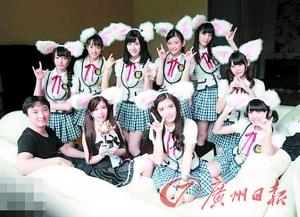 王思聪的明星朋友明显集中在小鲜肉、萌妹子中,他和影星林更新、女子组合SNH48等新生代偶像都打得火热。