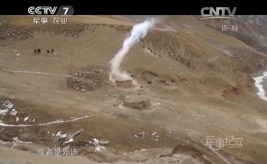 新疆边境一线反恐现场曝光 武警枪战击毙6人