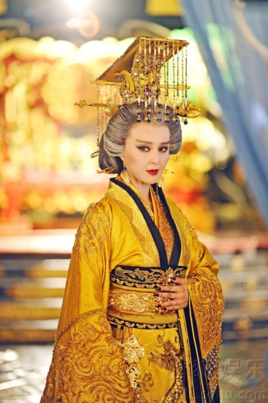 《武媚娘传奇》今收官 武媚娘登基终成一代女皇