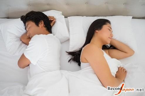 /日本调查:夫妻收入越高性生活越冷淡?!