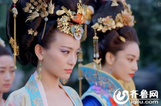 范冰冰李治廷《武媚娘传奇》电视剧全集1-80分集介绍大结局