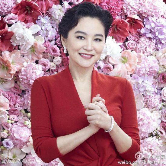 潘迎紫刘嘉玲 揭秒00后萌妹的冻龄美魔女们