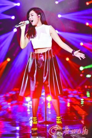 《我是歌手3》A-lin人氣暴增:大器晚成不委屈